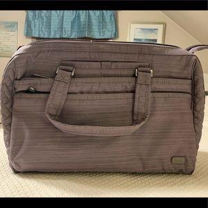 Lug Minibus RFID Cross-Body Bag